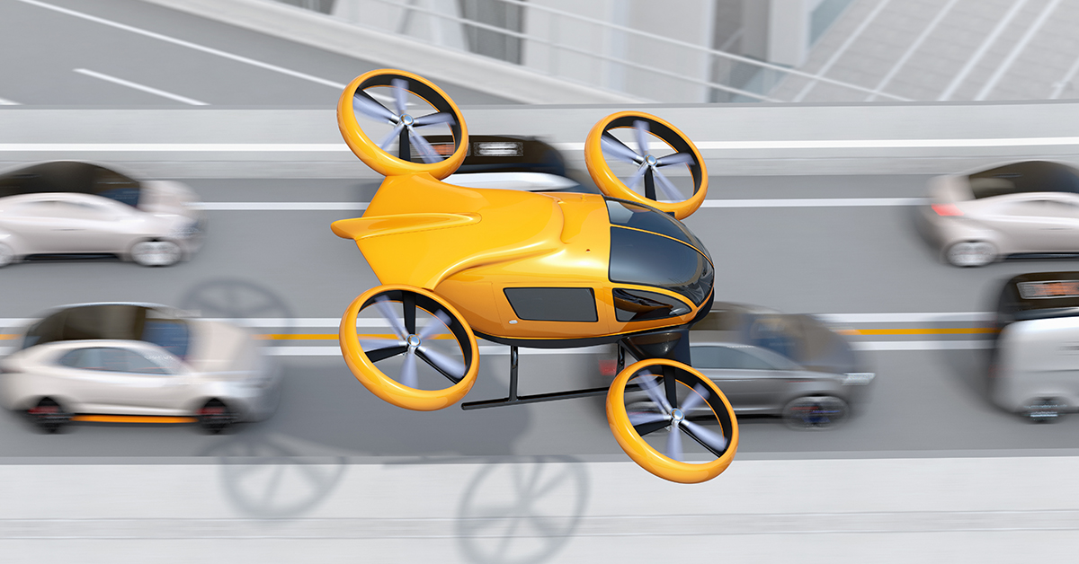 flying cars and other technologies of the future