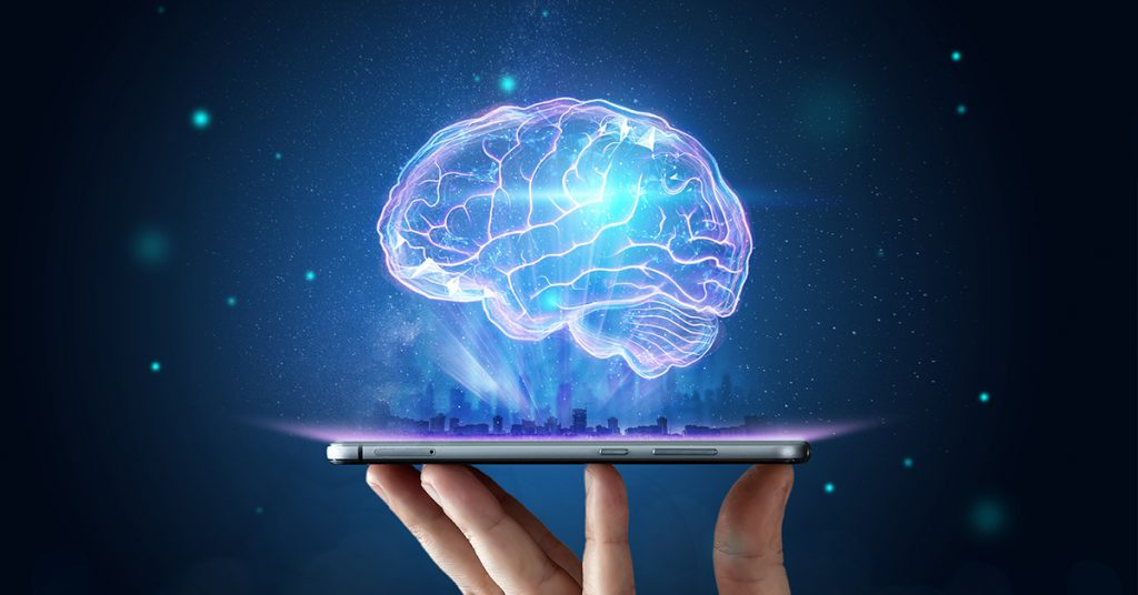 what is blue brain technology