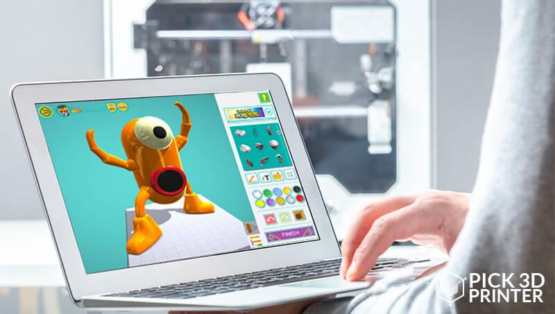 3D Printing Software Evolution